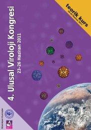 4. Ulusal Viroloji Kongresi - Klinik Mikrobiyoloji Uzmanlık Derneği ...