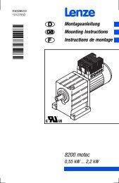 82 motec 0.55 - 2.2 kW de-en-fr