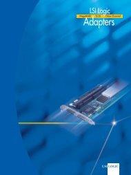 LSI Logic Adapters - Nor-Tech