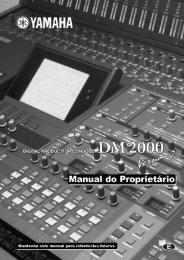DM2000 - Yamaha