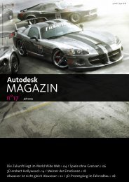 MAGAZIN - Autodesk
