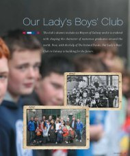 Our Lady's Boys' Club - Irelandfunds.org
