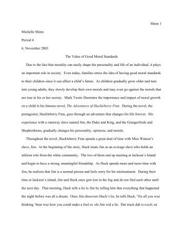 the scarlet letter analysis essay