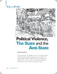 Political Violence, The State and the Anti-State - Isis International ...