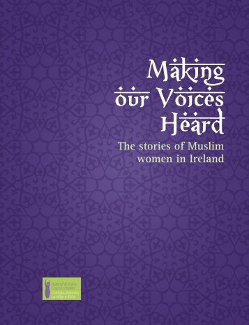 Making our Voices Heard - Community Foundation for Northern ...