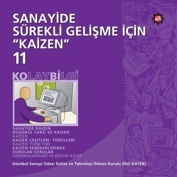 Kaizen - İstanbul Sanayi Odası