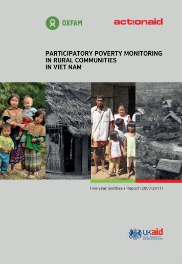 Challenges to Rural Poverty Reduction in Viet Nam - Oxfam Blogs