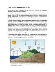 ¿Qué son los modelos climáticos? (PDF, 6.4 MB)