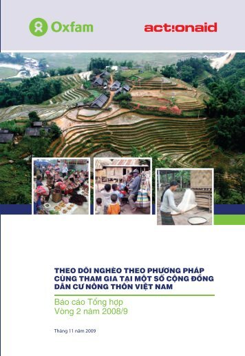 Synthesis report-RURAL-round 2-Vietnamese-Nov09 - Oxfam Blogs