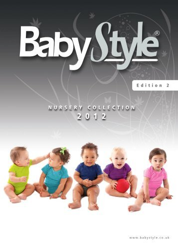Catalogue 2012 - Babystyle