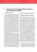 Marschrichtung stimmt – deutlicher Korrekturbedarf im Detail - VSWW - Seite 4