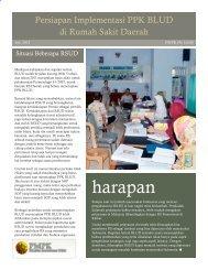 Persiapan Implementasi PPK BLUD di Rumah Sakit Daerah