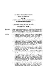 Permendagri - Manajemen Rumah Sakit PKMK UGM