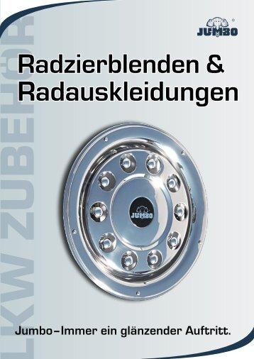 Radzierblenden & Radauskleidungen - Jumbo-Fischer