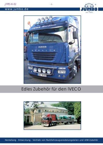 Iveco Stralis - Jumbo-Fischer