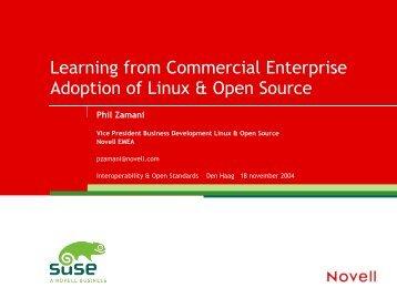 download presentation - FLOSSpols