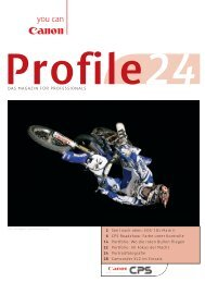 Canon profile 24 - CPS