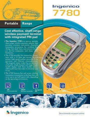 Ingenico 7780.pdf - PortableProcessing.com