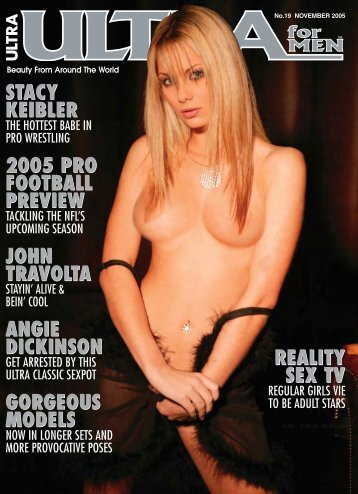 Ultra For Men - November 2005 - Free