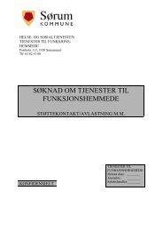 Søknad om tjenester til funksjonshemmede (PDF)