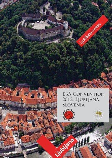 Ljubljana invites