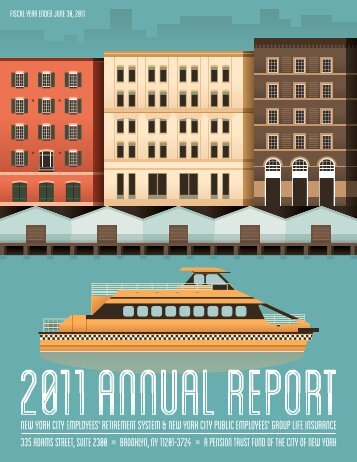 2011 Annual Report - NYCERS