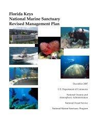 Appendix H Public Comments and Responses - Florida Keys ...