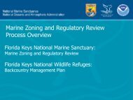 Marine Zoning and Regulatory Review Process Overview - NOAA