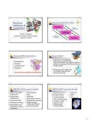 Slides - Structural Biology Labs