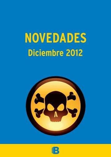 diciembre 2012 - Ediciones B