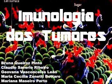 Imunologia dos Tumores - Unesp