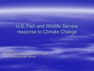 Robert Ford - U.S. Fish & Wildlife Service