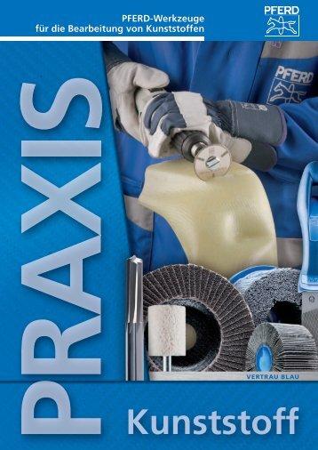 Kunststoff-PRAXIS - PFERD