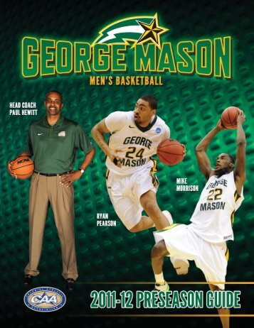 All-Time Roster - George Mason University Athletics