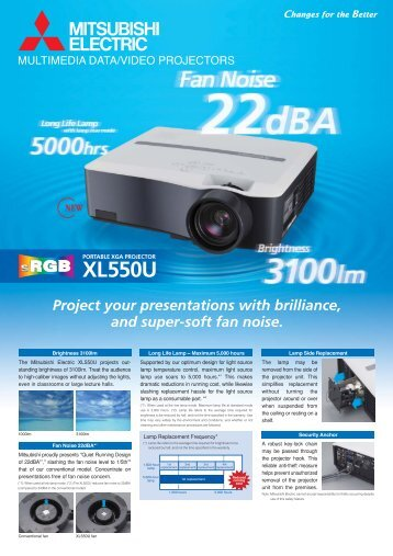 MULTIMEDIA DATA/VIDEO PROJECTORS - RC Sistemi