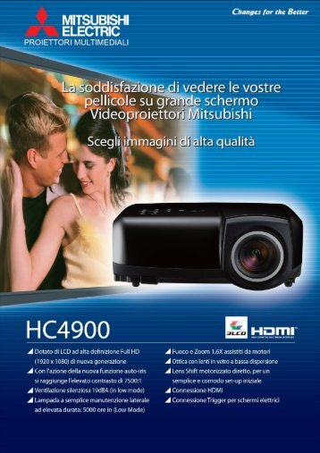 Catalogo HC4900.ppt - RC Sistemi