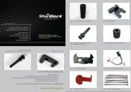 sicurezza infinita - Starblock Industries S.r.l.