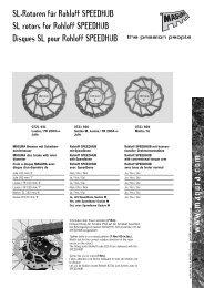 Bremsscheibe Bremse TRW MSW211RAC