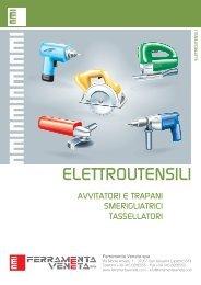 Utensili elettrici e pneumatici - Ferramenta Veneta Spa