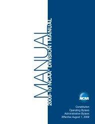 2009-10 Manual - George Mason University Athletics
