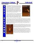 Media Guide - Limestone Athletics - Page 5