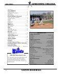 Media Guide - Limestone Athletics - Page 2