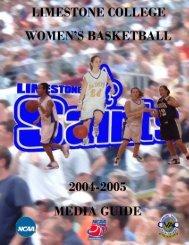 0 saints basketball - Limestone Athletics
