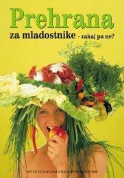 Prehrana za mladostnike - Tradicionalni slovenski zajtrk