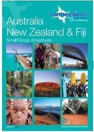 Australia New Zealand & Fiji Aus Ne
