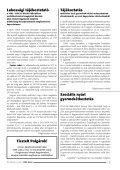 Isaszeg önkormányzati tájékoztató 2009. 6. sz. - EPA - Page 5