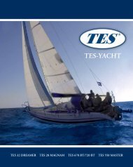 Nasz folder - Tes-Yacht