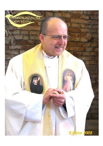 Květen 2008 Květen 2008 - Římskokatolická farnost Olešnice