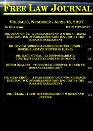 volume 3, number 2 (18 april 2007) - Free World Publishing Inc.