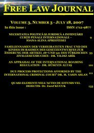 FREE LAW JOURNAL - Free World Publishing Inc.